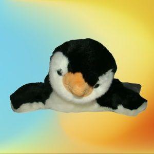 """Gund Aquatic Wonders 10"""" Penguin Floppy Plush"""